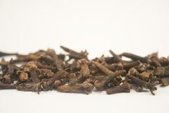 Whole Cloves Stock Images