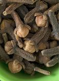 Whole Cloves Stock Photography