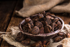 Whole Cola Nuts Royalty Free Stock Photo