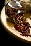 Whole Dried Paprika  Stock Photos