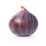 Whole fig Royalty Free Stock Photos