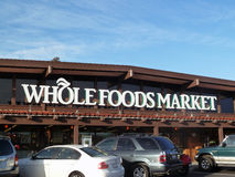 Whole Foods Market Stock Photo