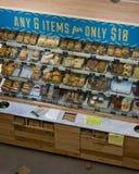 Whole Foods-Markt-festliche Eröffnung Stockbilder
