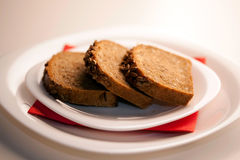 Whole-grain bread Royalty Free Stock Photos