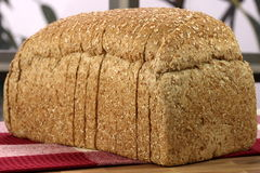 Whole grain bread Royalty Free Stock Photos