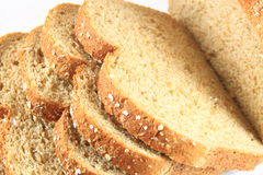 Whole Grain Bread. All natural whole grain bread with sesame stock images