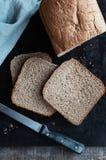 Whole Grain Bread Royalty Free Stock Photos