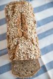 Whole Grain Bread. Home made Whole Grain Bread Stock Photo