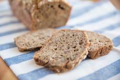 Whole Grain Bread. Home made Whole Grain Bread Royalty Free Stock Photos