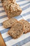 Whole Grain Bread. Home made Whole Grain Bread Stock Photos