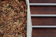 Whole grain bread. Royalty Free Stock Photo
