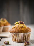 Carrot muffin. Stock Photo