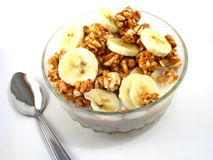 Whole Grain Cereal Royalty Free Stock Images