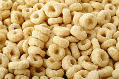 Whole grain cheerios cereal royalty free stock image