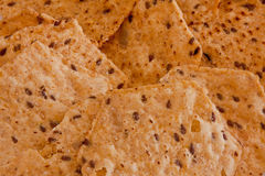 Whole-grain Chips Stock Photo