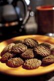 Whole grain cookies Stock Photos