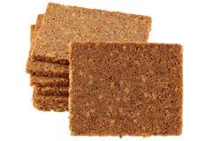 Whole grain fitness bread Royalty Free Stock Photo