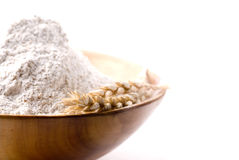 Whole Grain Flour  Stock Photography