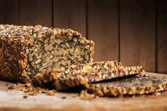 Whole grain homemade bread Royalty Free Stock Image
