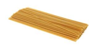 Whole grain linguine Stock Photography