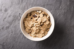 Whole grain muesli Royalty Free Stock Photography