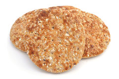 Whole grain pita bread Royalty Free Stock Photography