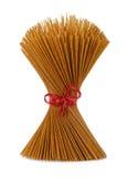 Whole-grain Spaghetti Royalty Free Stock Image