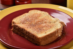 Whole grain toast Stock Images