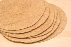 Whole Grain Tortillas Stock Image
