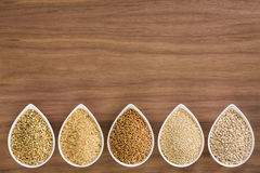 Whole Grains stock photography