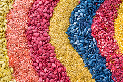 Whole grains Royalty Free Stock Photography