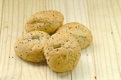 Whole Grains  Bread Stock Images