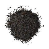 Whole leaf black tea Royalty Free Stock Photography