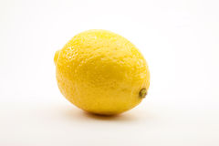 Whole Lemon Royalty Free Stock Image