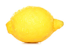 Whole lemon Stock Photos