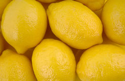 Whole Lemons Royalty Free Stock Photos