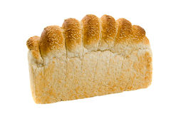 Whole Loaf of Bread Stock Photography
