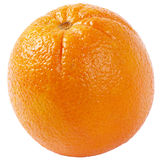 Whole orange Royalty Free Stock Photography