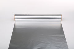 A whole piece of foil Stock Photography