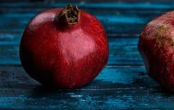 Whole Pomegranate Grenadine Royalty Free Stock Images