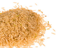 Whole rice Stock Photography