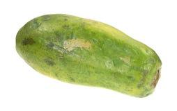 Whole ripe red maradol papaya Stock Photo