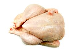 Whole Roasting Turkey Royalty Free Stock Photo
