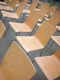 A whole slew of chairs Stock Images