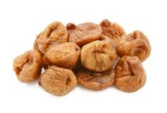 Whole soft dried figs Stock Photo