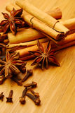 Whole spice Royalty Free Stock Images
