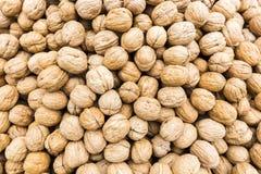 Whole walnuts Royalty Free Stock Image