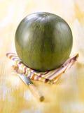 Whole watermelon Royalty Free Stock Photo