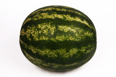Whole Watermelon Royalty Free Stock Photo