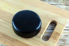 Whole waxed cheese Royalty Free Stock Photo